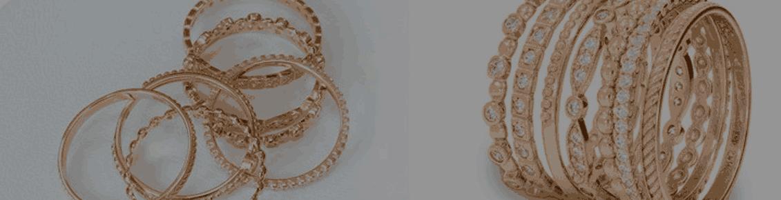 купить фаланговые кольца, золотое кольцо, интернет-магазин, ювелирные украшения, золотые украшения, Золотая-Королева